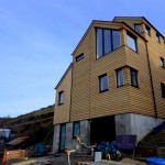 Prefab Building in Downderry, Cornwall - built by Doyle & Whitley