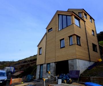 Cedar Clad House, Downderry