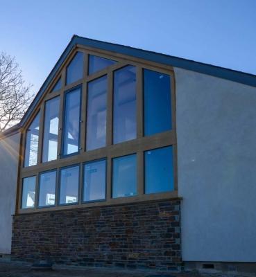 Farmhouse extension, Woodlands, Lostwithiel